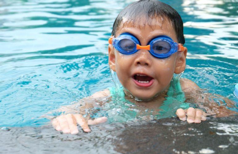 Sécurité du spa pour les enfants